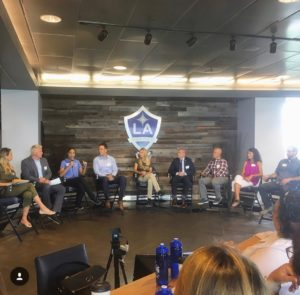 Positive Coaching Alliance Panel on Youth Sports